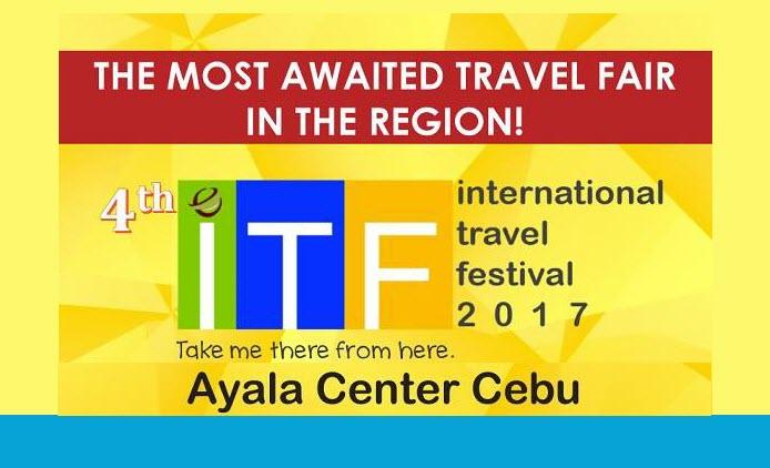 International Travel Festival and Expo in Cebu