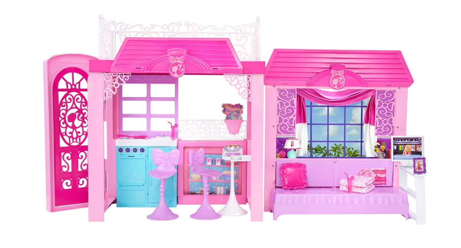 Barbie Glam Vacation House Review  Super Cute