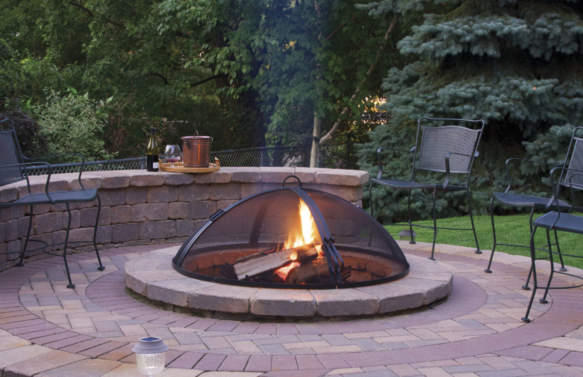 planning your outdoor fireplace we