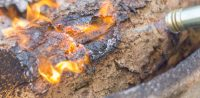 Gas vs Wood Fireplaces - We Love Fireplaces and Grills