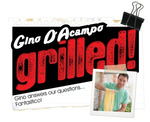 Gino D'Acampo 'Grilled'