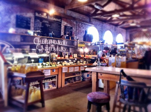 The Goods Shed, We Love Food, It's All We Eat