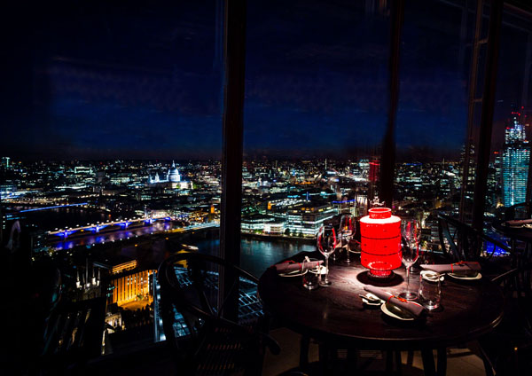 Hutong, right up our alley | Hutong at The Shard, Level 33,