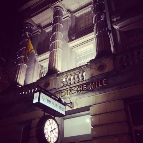 Inn on the Mile | Edinburgh | We Love Food, It's All We Eat.