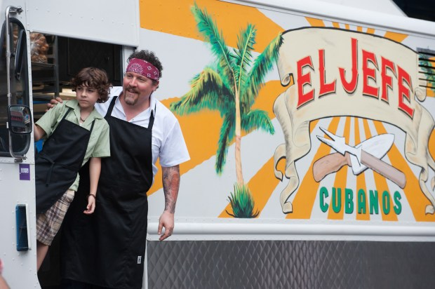 Chef the film   Chef review   We Love Food, It's All We Eat