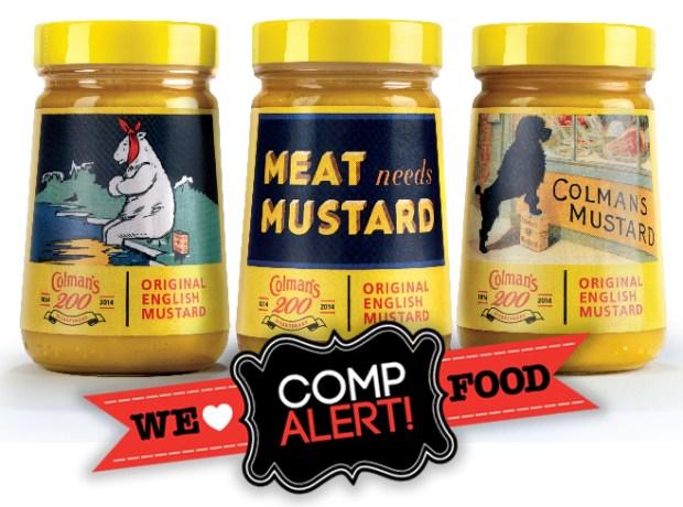 colman's we love food comp