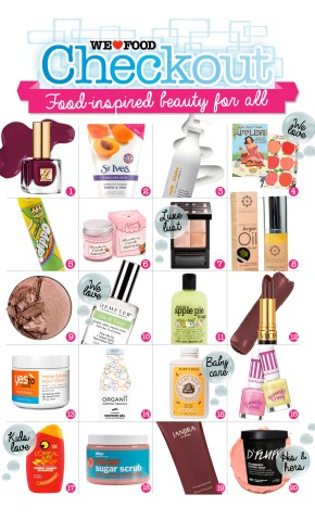 CHECK OUT BEAUTY FOOD | FOOD-INSPIRED BEAUTY | WE LOVE FOOD IT'S ALL WE EAT