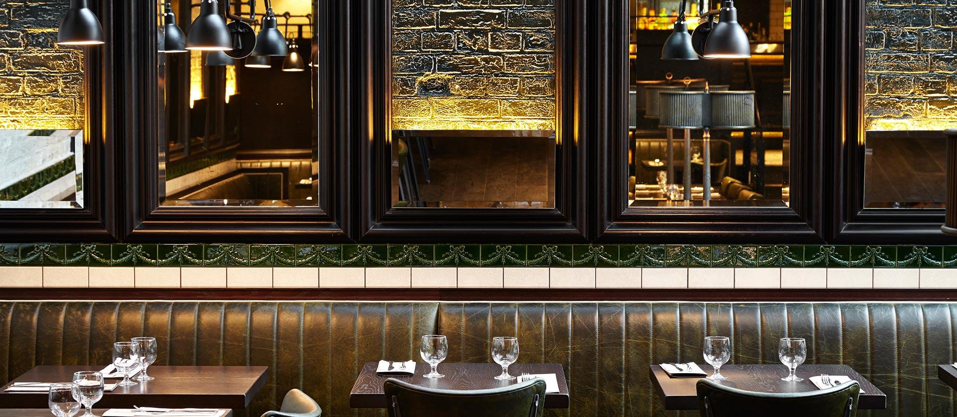 Restaurants near garrick theatre london