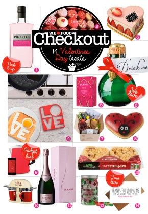 VALENTINES DAY | CHECKOUT | WE LOVE FOOD, IT'S ALL WE EAT