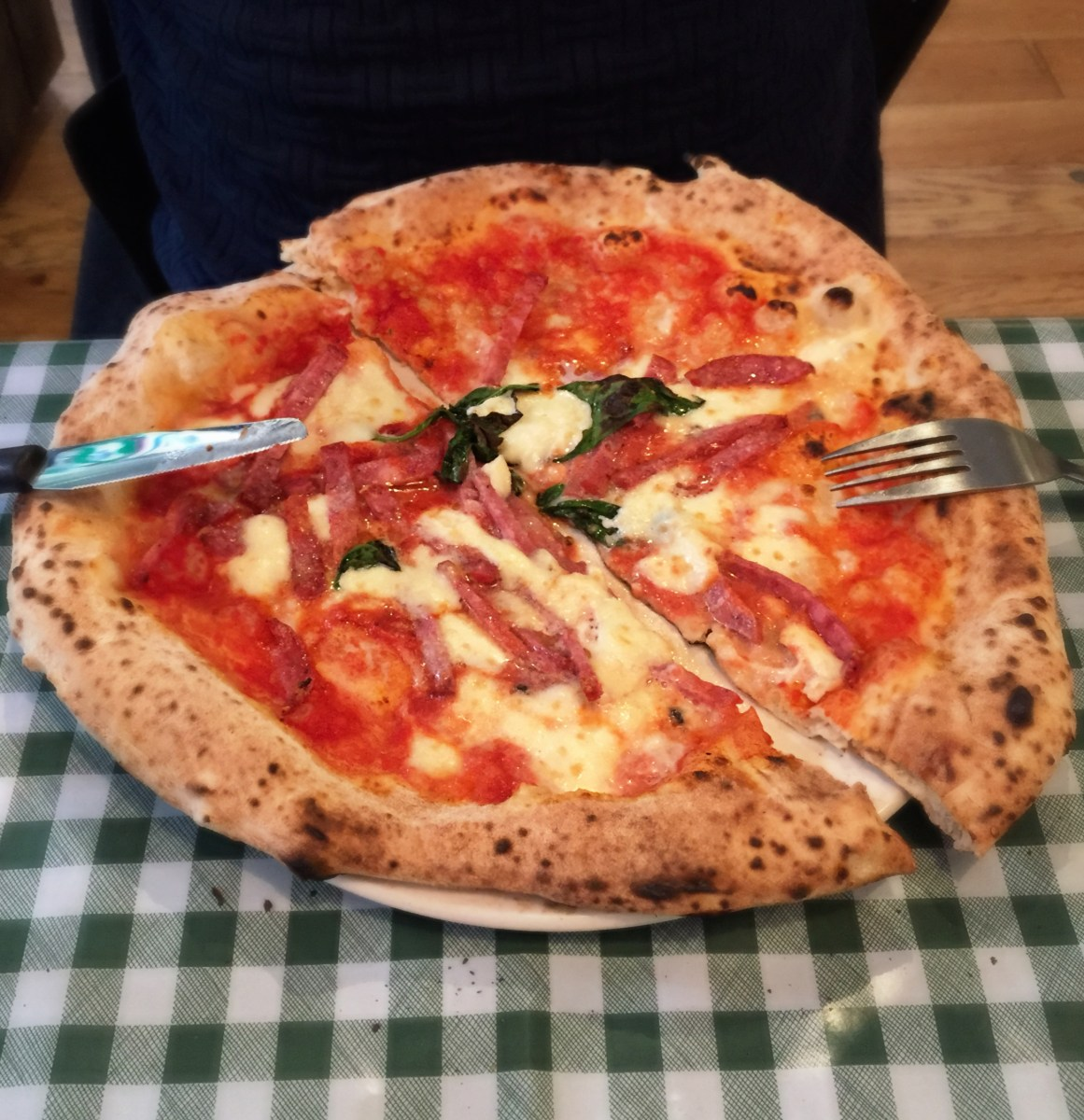 Pizza Perfect | Pizza Pilgrims, 11 Kingly Street, London, W1B 5PW