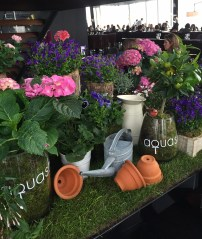 AQUA SHARD | THE SHARD | CHELSEA FLOWER SHOW | WE LOVE FOOD, IT'S ALL WE EAT