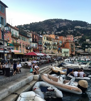 VILLEFRANCHE-SUR-MER | FRENCH RIVIERA | PORT | WE LOVE FOOD, IT'S ALL WE EAT
