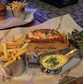 BURGER AND LOBSTER | OLD BAILEY | WE LOVE FOOD, IT'S ALL WE EAT