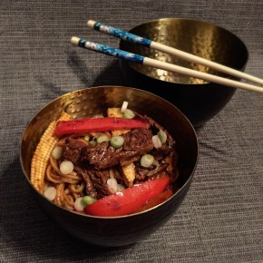 BLUE DRAGON | CROCKPOT | STIR FRY | SHORT RIB | WE LOVE FOOD, IT'S ALL WE EAT