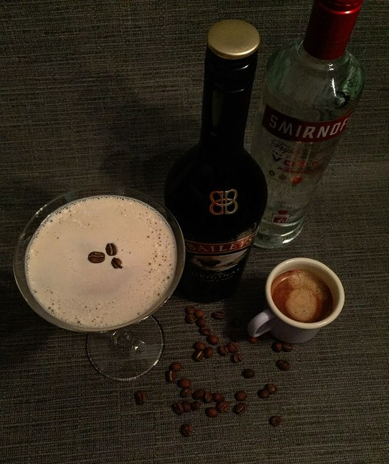 FLAT WHITE MARTINI | ESPRESSO MARTINI | DICK BRADSELL | WE LOVE FOOD, IT'S ALL WE EAT