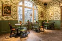 THE GUARD HOUSE | ROYAL WOOLWICH ARSENAL | INTERIOR | WE LOVE FOOD, IT'S ALL WE EAT