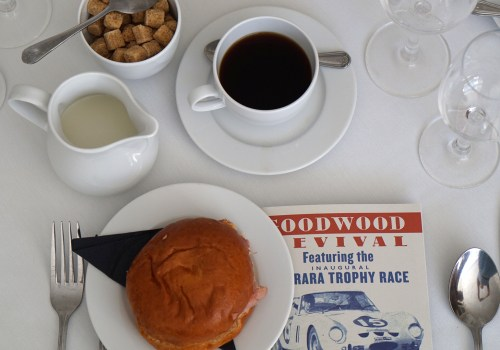 GOODWOOD REVIVAL | FORD | SORTEDFOOD | WE LOVE FOOD, IT'S ALL WE EAT