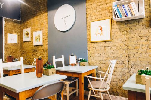 THE SOCIAL PANTRY INTERIOR | BATTERSEA | WE LOVE FOOD, IT'S ALL WE EAT