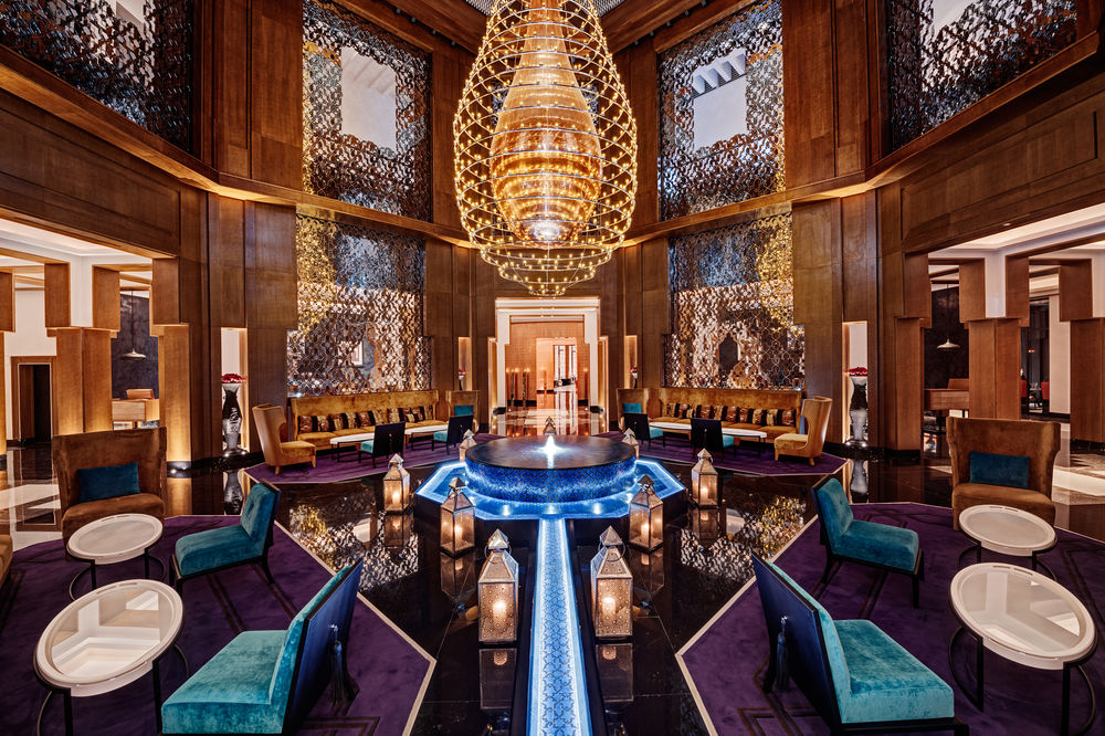 Mövenpick - A Winner In Magical Marrakech | Mövenpick Hotel Mansour Eddahbi