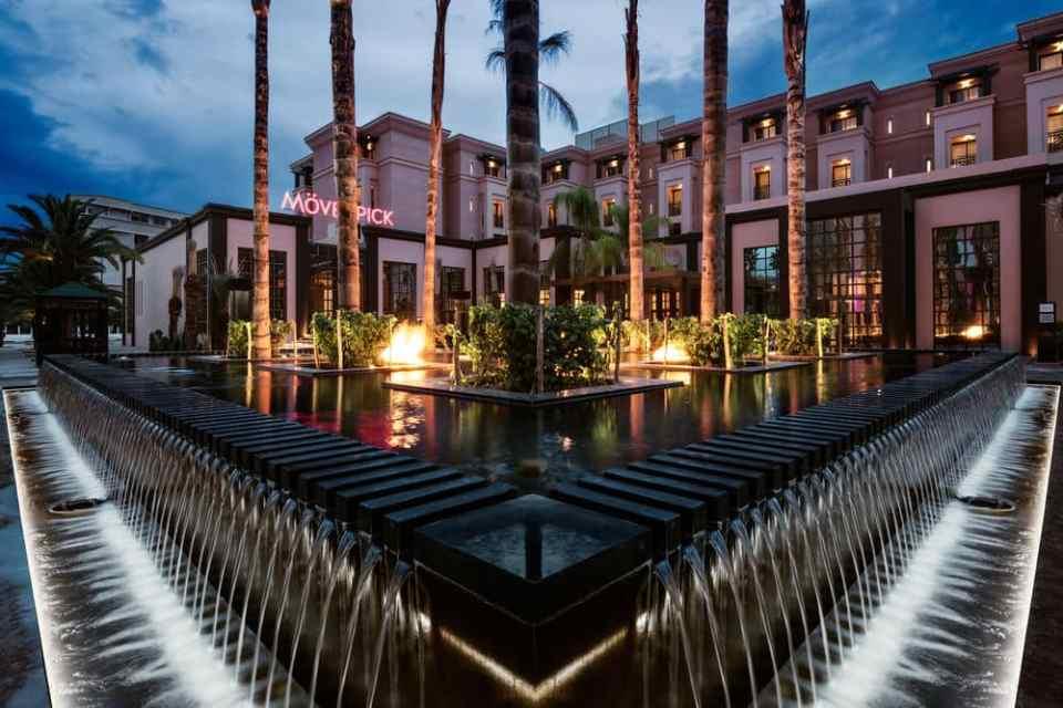 Mövenpick Hotel Mansour Eddahbi | We Love Food, It's All We Eat | Marrakech | Morocco