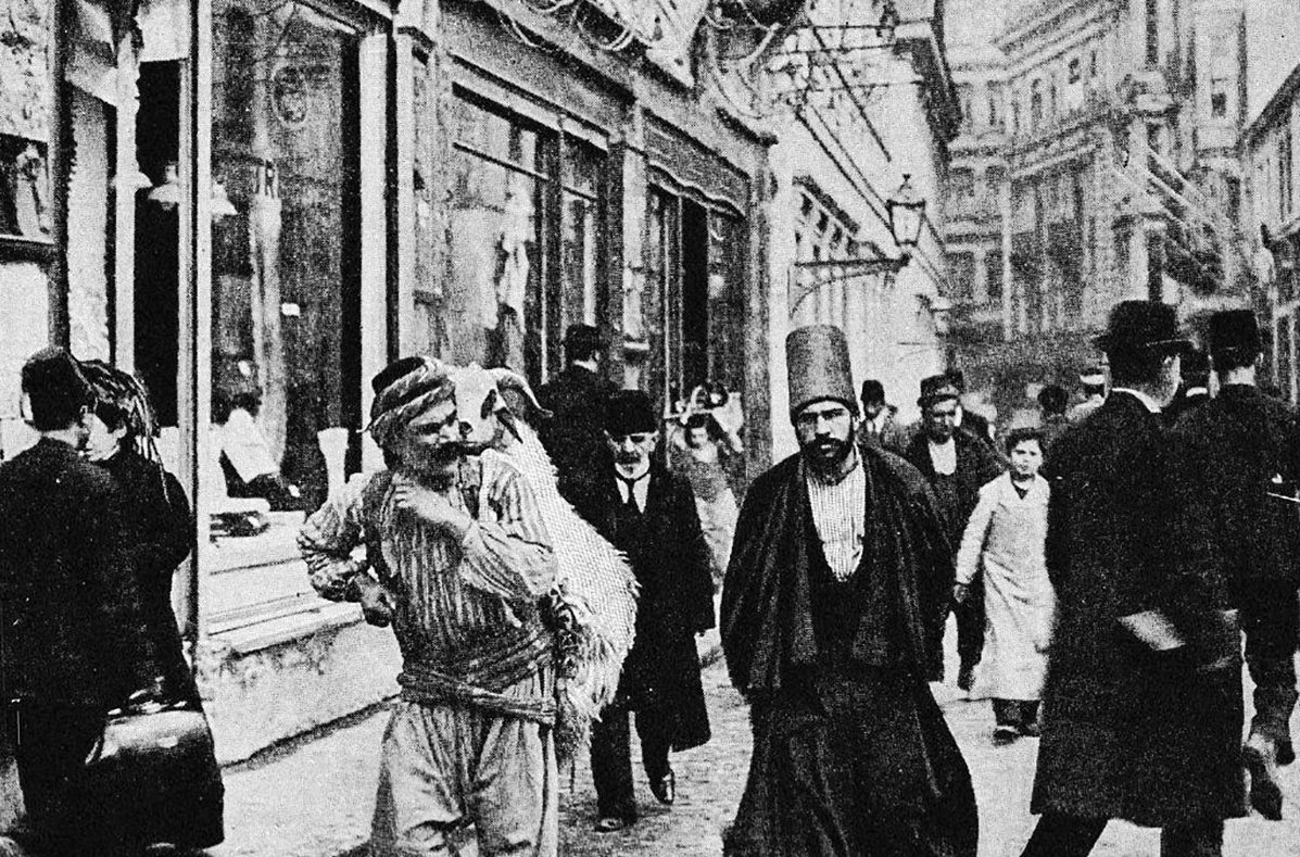 10 Photos Of Old Istanbul 1910s In Istanbul