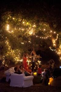 Wedding Ideas: Fairy Lights  we . love . laugh . kiss