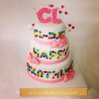 [INFO] CL's Birthday Cake is Personally Designed by her Sister, Harin
