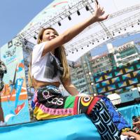 """[HQ PHOTOS] 130421 More Photos of Beautiful CL at """"Adidas miRun"""" Concert in Busan"""