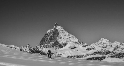 Cervinia and the Matterhorn