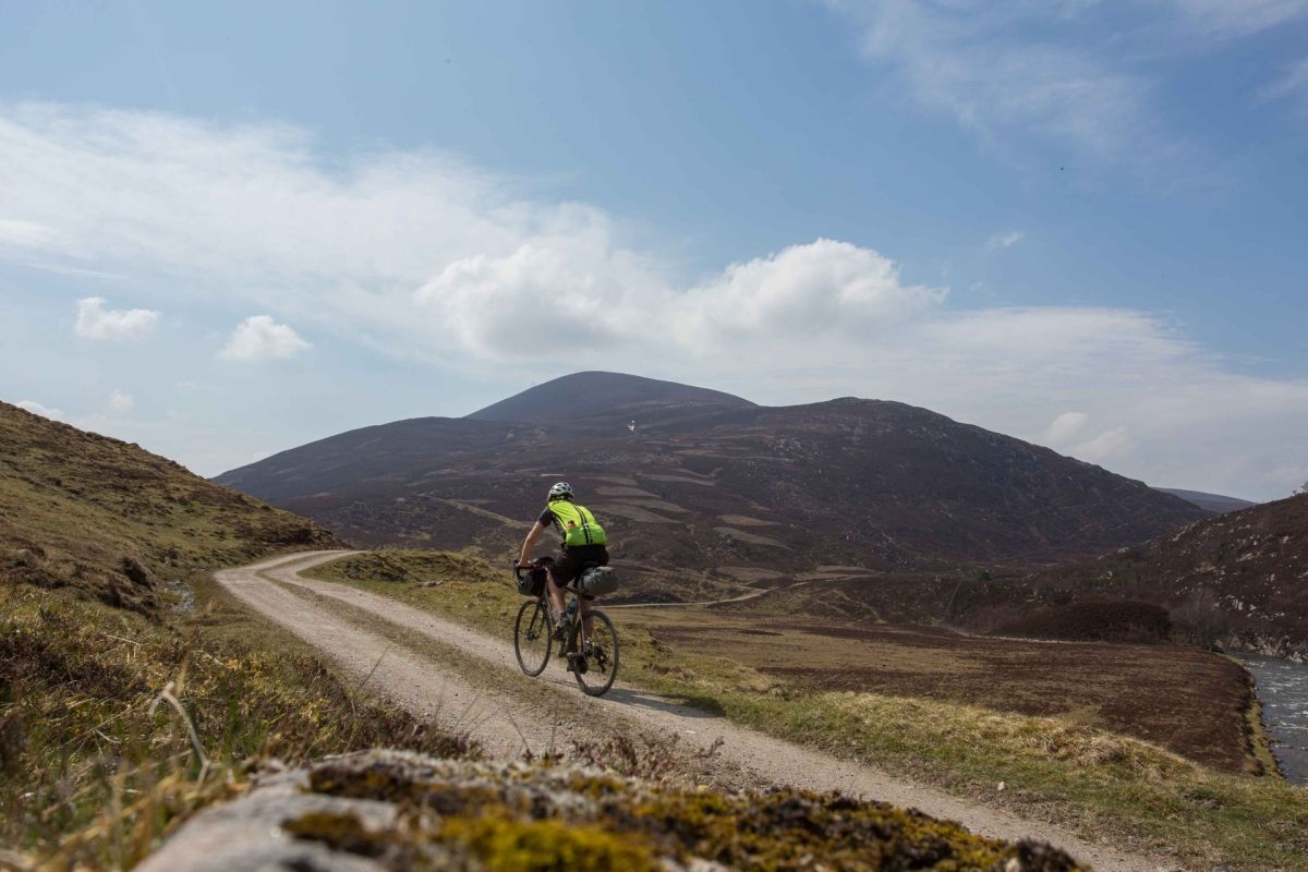 Bike Packing the Cairngorm Outer Loop, Scotland
