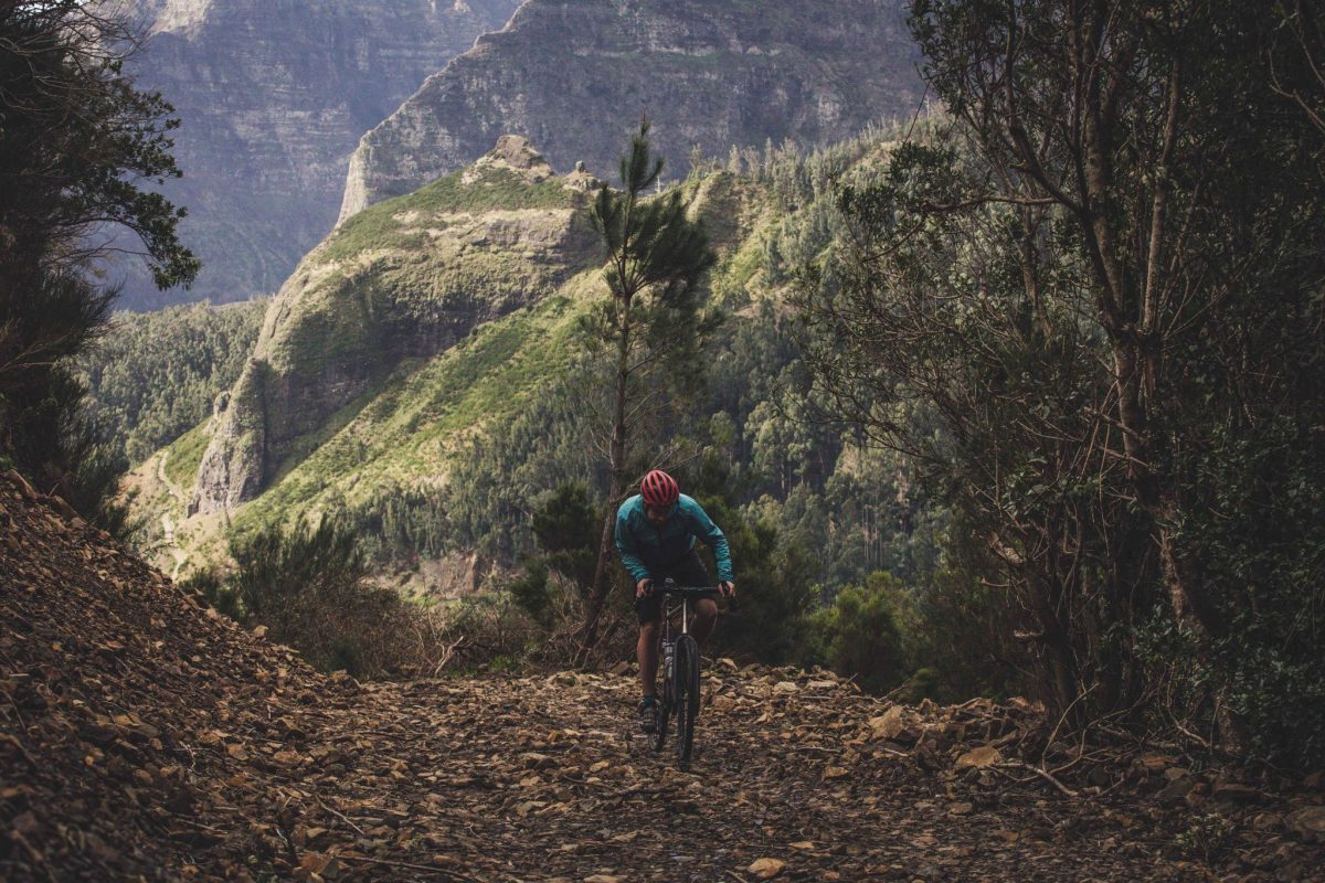 On the search for gravel routes in Madeira