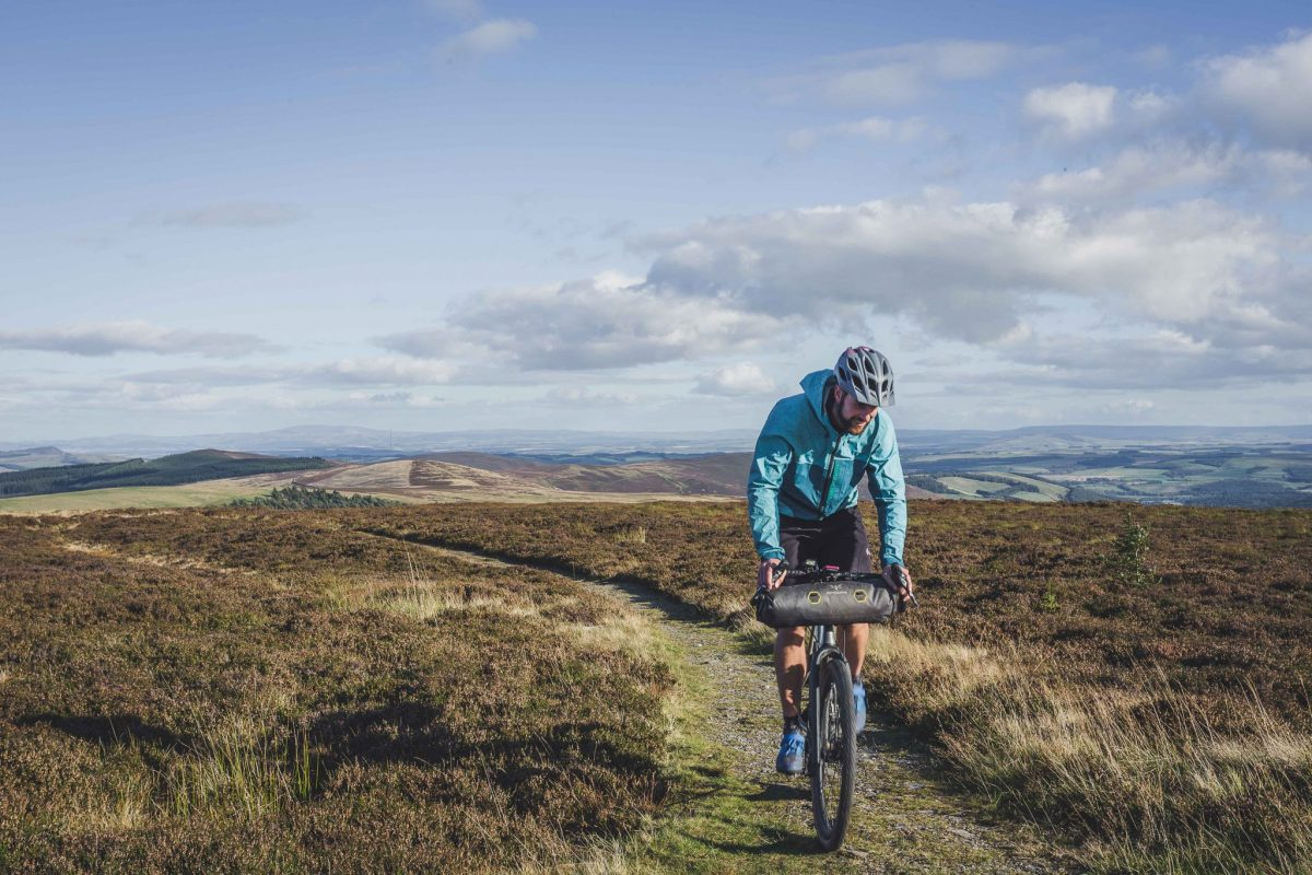 5 Awesome gravel routes from the Tweed Valley in Scotland