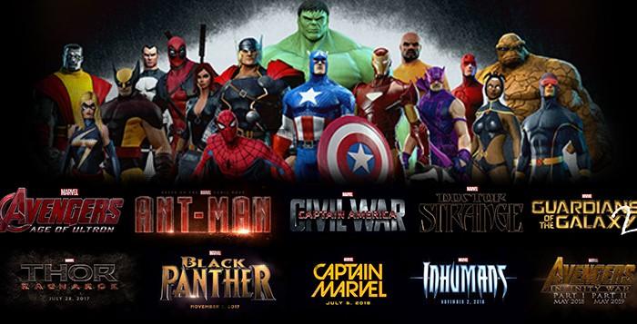 Gambar Film Avengers Infinity War