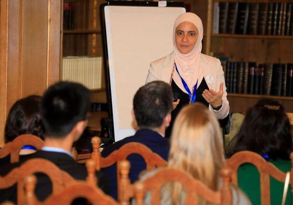Dr. Rana Participation in The Inaugural Saïd Rhodes Forum