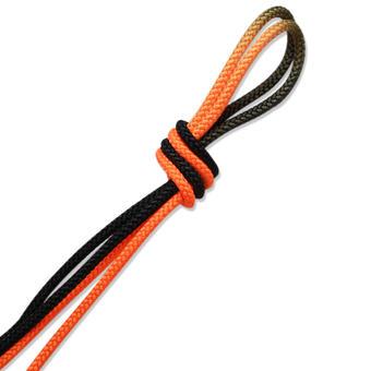 d4c5bfa04a7 Въже Пасторели многоцветно оранжево-черно | We Love Rhythmic Gymnastics