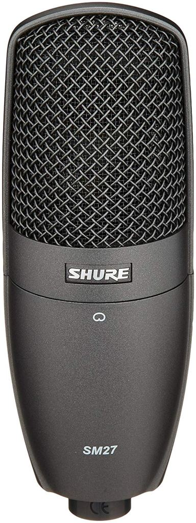 Shure SM27 Review
