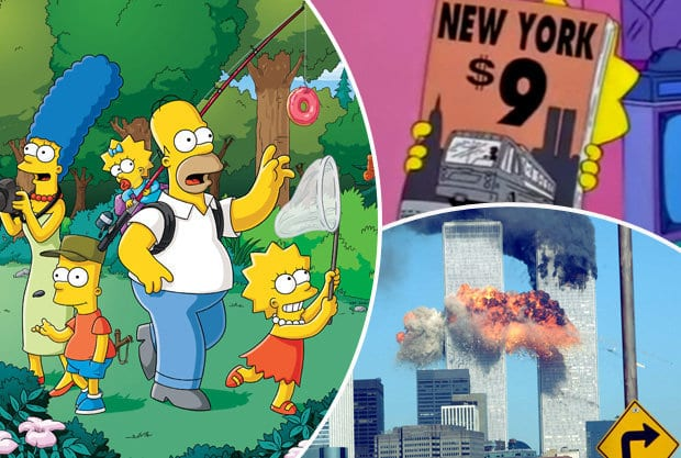 Cute Image Of Coincidence Wallpaper 10 Times The Simpsons Eerily Predicted The Future We