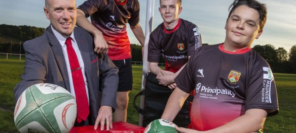 Principality-kit-donation, Ely,-Cardiff