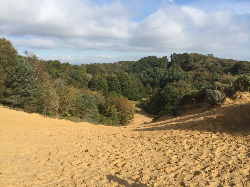 Merthyr Mawr Sand Dunes Things to do in Wales