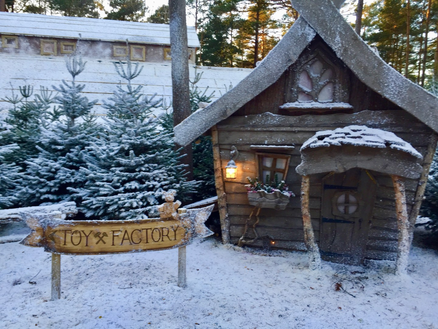 Lapland UK review