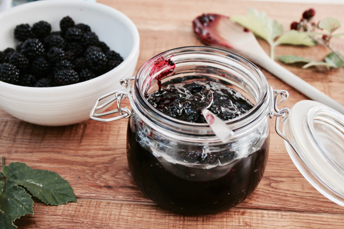 Blackberry Jam 2