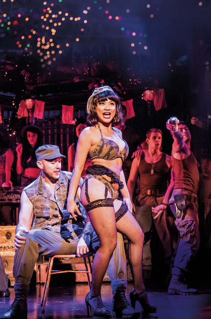 Miss Saigon WMC Cardiff Review Brothel