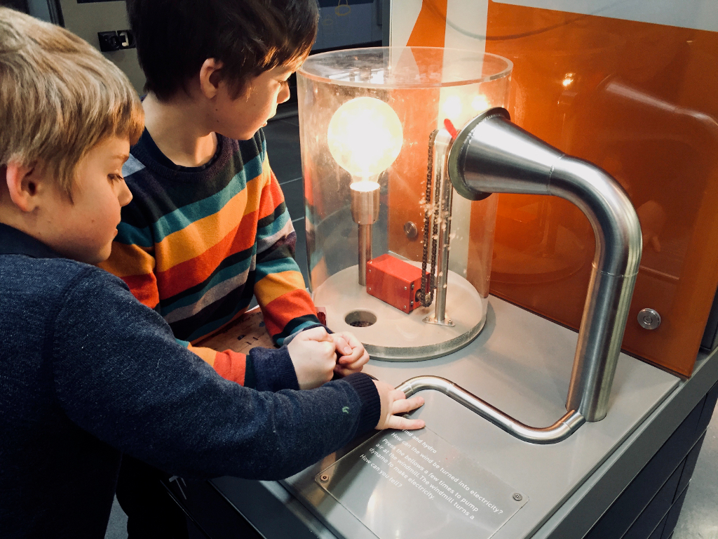 National Waterfront Museum Swansea Review