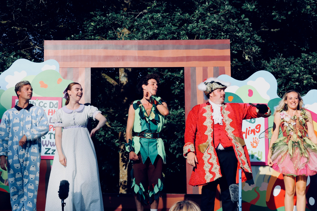 Immersion Theatre's Peter Pan Bryngarw Park - 13