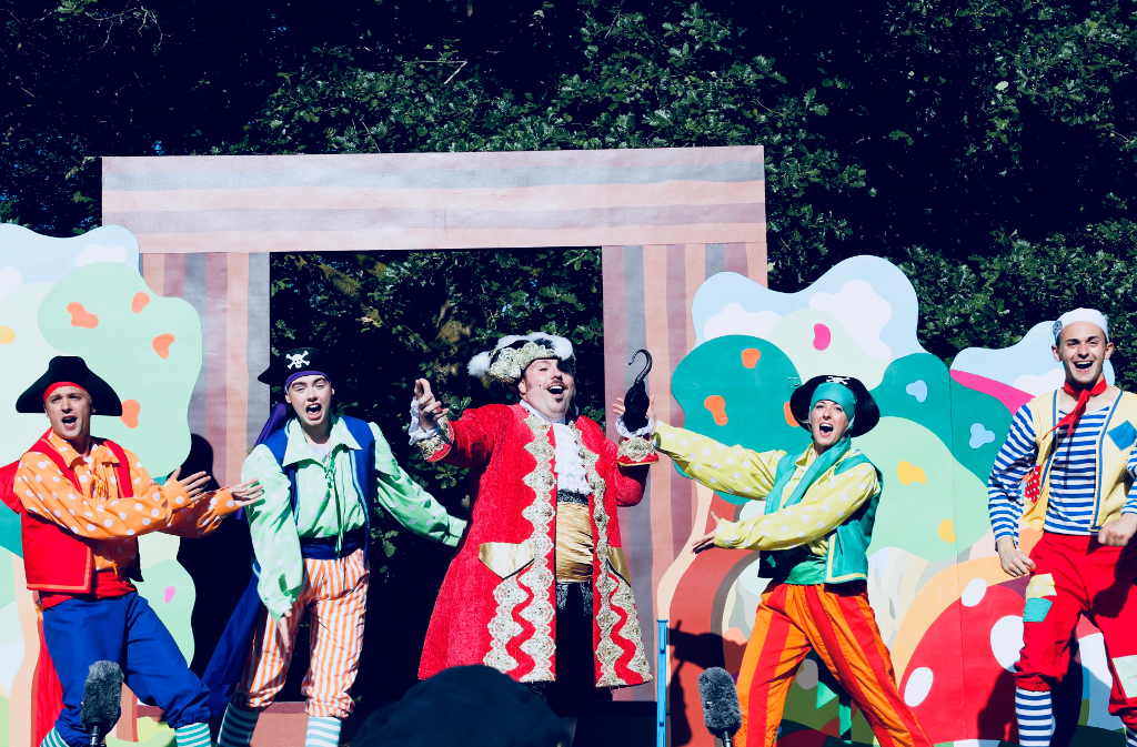 Immersion Theatre's Peter Pan Bryngarw Park - 8
