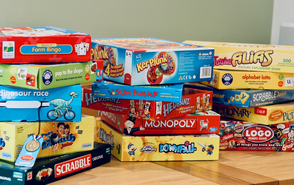 Family Board Games for Christmas 2018 - 11