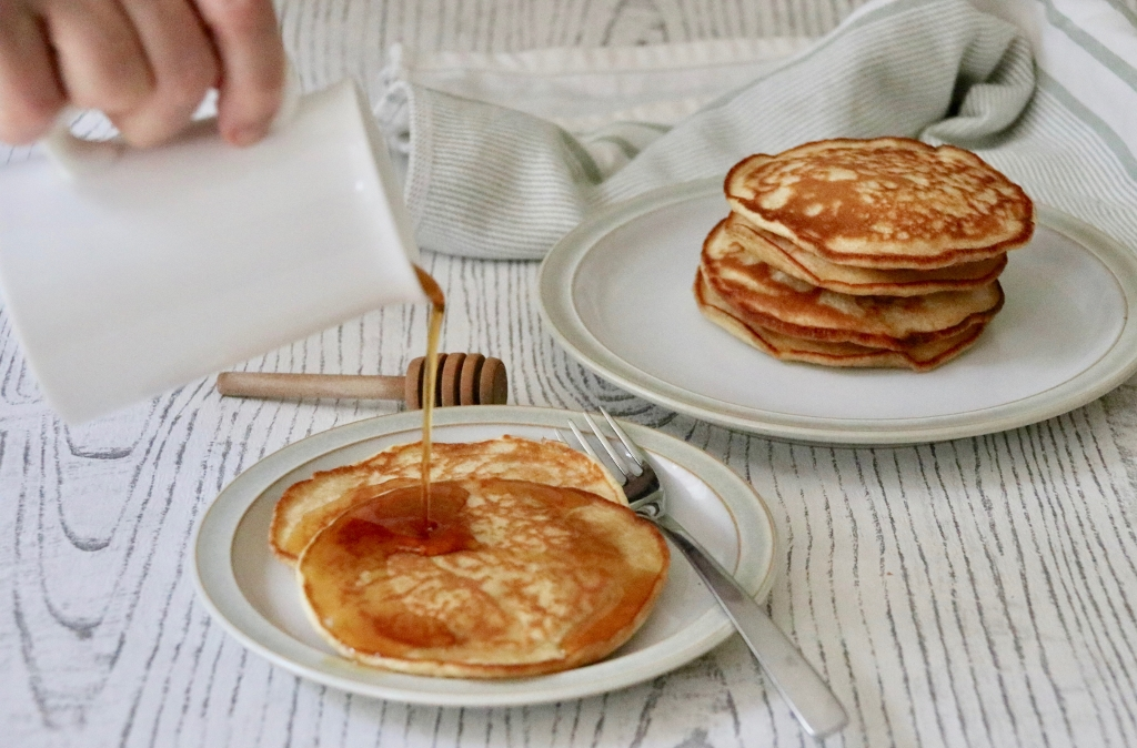 American Fluffy Pancakes Recipe - 3