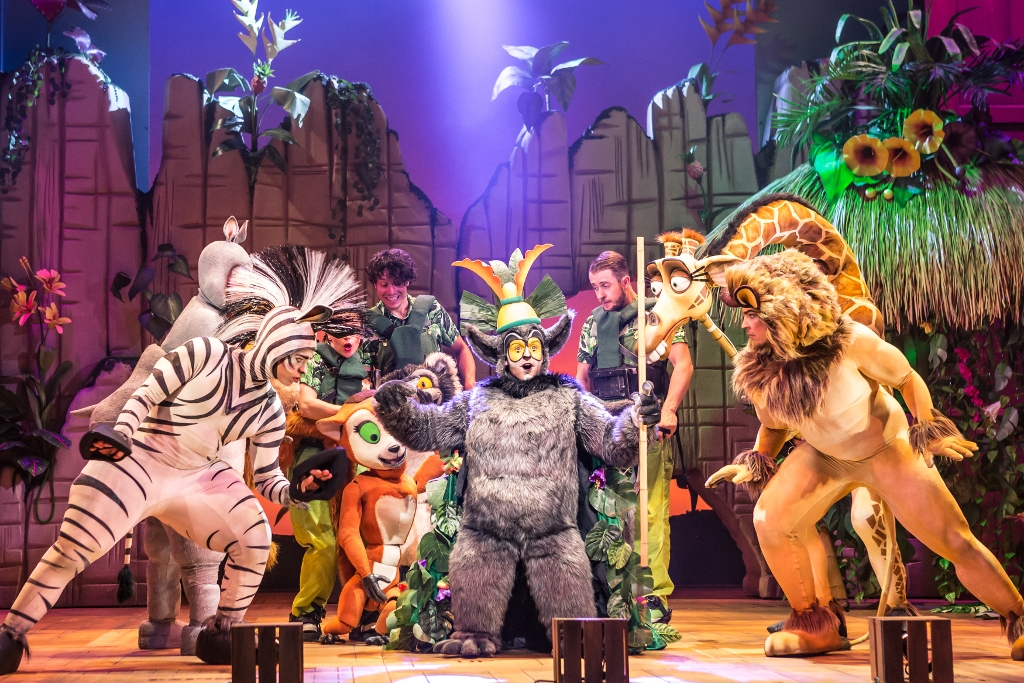 Madagascar The Musical Review