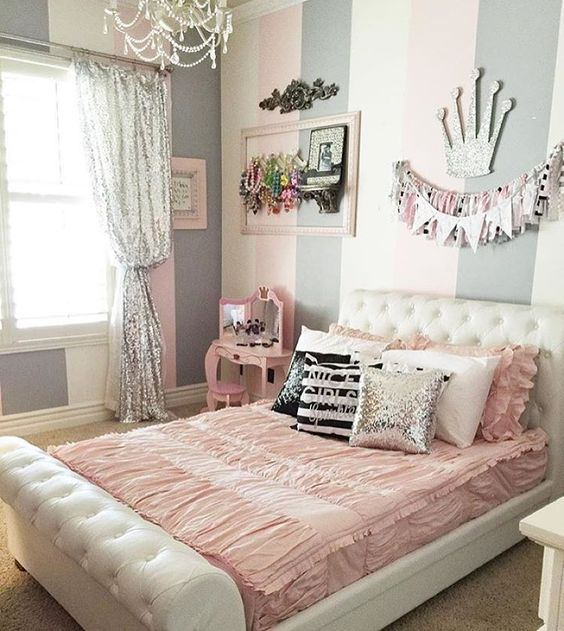 My Three Favorite Color Schemes For Girls Bedrooms Welsh Design Studio