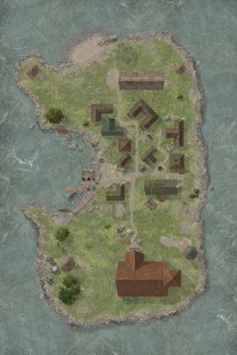 Oneshot Island
